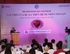 Vai trò của BCAA trên bệnh nhân xơ gan