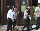 Bắt gặp Angelina Jolie trên đường phố Siem Reap
