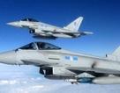 Anh cho Typhoon bay kèm Tornado để tránh va chạm với Nga