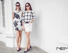 Hoa hậu Kỳ Duyên với BST đầm NEM
