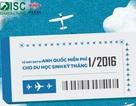 Vé máy bay đi Anh Quốc miễn phí cho du học sinh kỳ tháng 1/2016