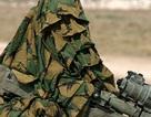 Lính bắn tỉa mặc áo tàng hình đi săn đao thủ IS