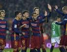 Barcelona và Real Madrid rủ nhau thắng đậm ở Cúp Nhà vua