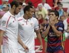 Barcelona gục ngã trước Sevilla tại Sanchez Pizjuan