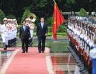 Thủ tướng Việt-Anh quan ngại về tình trạng thay đổi nguyên trạng ở Biển Đông