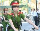 Cảnh sát Huế xuống phố cùng xe đạp