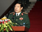 Tổng Bí thư Nguyễn Phú Trọng đến thăm Đại tướng Phùng Quang Thanh