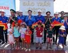 Quảng Ninh: Khánh thành cột cờ Tổ quốc trên Đảo Trần