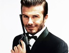 David Beckham bật cười trước tin đồn đóng James Bond