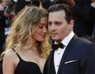 Johnny Depp hạnh phúc bên vợ trẻ