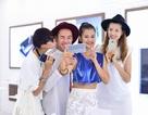 Top 4 Vietnam's Next Top Model gặp nhau trước ngày đi châu Âu