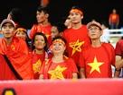 CĐV Việt Nam hài lòng với màn trình diễn của thầy trò HLV Miura