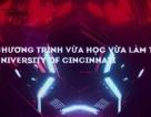 Chương trình vừa học vừa làm tại ĐH University of Cincinnati