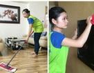 Sinh viên giúp việc gia đình ngày càng chuyên nghiệp