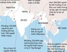 [Infographics] Mưa lũ gây thiệt hại nặng nề tại nhiều nước châu Á