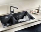 Cách chọn chậu rửa và vòi bếp