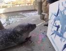 Bán đấu giá tranh vẽ bởi các loài động vật