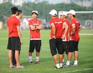 HLV Miura loại Thành Lương, Văn Thắng trước trận gặp Iraq