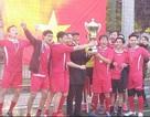 Sinh viên Việt tại Hungary sôi động với giải bóng đá truyền thống