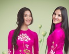 Thùy Dung, Huỳnh Bích Phương khoe sắc với áo dài