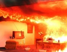 Tuyệt chiêu dạy trẻ thoát khỏi đám cháy an toàn