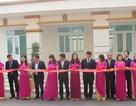 Khánh thành công trình phòng học Dân trí thứ 4 tại Trường tiểu học Ninh Sơn - Bắc Giang
