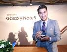 Phillip Nguyễn trở thành đại sứ hình ảnh cho Galaxy Note 5