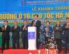Thủ tướng phát lệnh thông xe cao tốc 6 làn hiện đại nhất Việt Nam