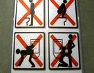 Những biển báo giao thông khiến bạn không thể nhịn cười