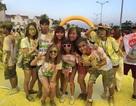 Ngày hội màu sắc Color Me Run đáng nhớ của giới trẻ Hà Nội tại Vinhomes Riverside
