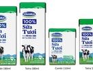Sữa tươi ngon trong bao bì chuẩn quốc tế