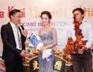 Người đẹp Phương Ngọc dành hơn 300 triệu cho đấu giá từ thiện