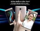 Coolpad ra mắt điện thoại cảm biến vân tay tại Việt Nam