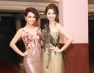 Hoa hậu Bùi Thị Hà thân thiện trên 'ghế nóng' Hoa khôi Doanh nhân