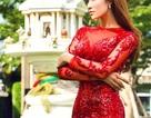 Xuân Nguyễn diện váy như nữ hoàng dạ hội