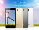 FPT S455, S550 - Cặp đôi smartphone giá rẻ cho sinh viên