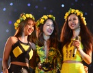 """Sunsilk Music Party - Đông Nhi lần đầu tiên hát ca khúc """"Hà Nội mùa vắng những cơn mưa"""""""