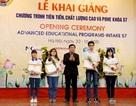 Hơn 700 sinh viên xuất sắc vào học chương trình Tiên tiến, Chất lượng cao và POHE