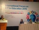 Diễn đàn quốc tế về ứng dụng công nghệ thông tin trong giáo dục