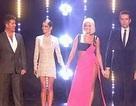 Hai nữ giám khảo The X Factor tưng bừng đọ sắc trên sân khấu