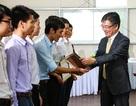 Trao tặng 115 suất học bổng cho sinh viên xuất sắc chuyên ngành kỹ thuật và môi trường