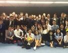 Hội sinh viên Việt Nam tại Paris bầu tân chủ tịch