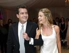 """Bond girl """"tím mặt"""" khi biết chồng cũ Charlie Sheen nhiễm HIV"""