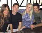 Messi, Suarez đi ăn mừng sau trận đại thắng AS Roma