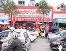 Chen lấn vì khuyến mãi khủng dịp khai trương siêu thị điện máy mới