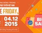 """Sẽ loại được """"khuyến mại ảo"""" trong Ngày mua sắm trực tuyến Online Friday 2015"""