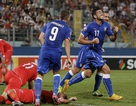 Italia quyết tâm soán ngôi đầu bảng của Croatia