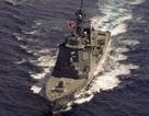 Kịch bản đối đầu giữa khu trục hạm Nhật Bản và Trung Quốc