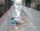 Hà Nội: Cống hóa xong mương hôi thối, hàng chục gia đình mất đường đi