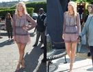 Maria Sharapova khoe chân dài quyến rũ